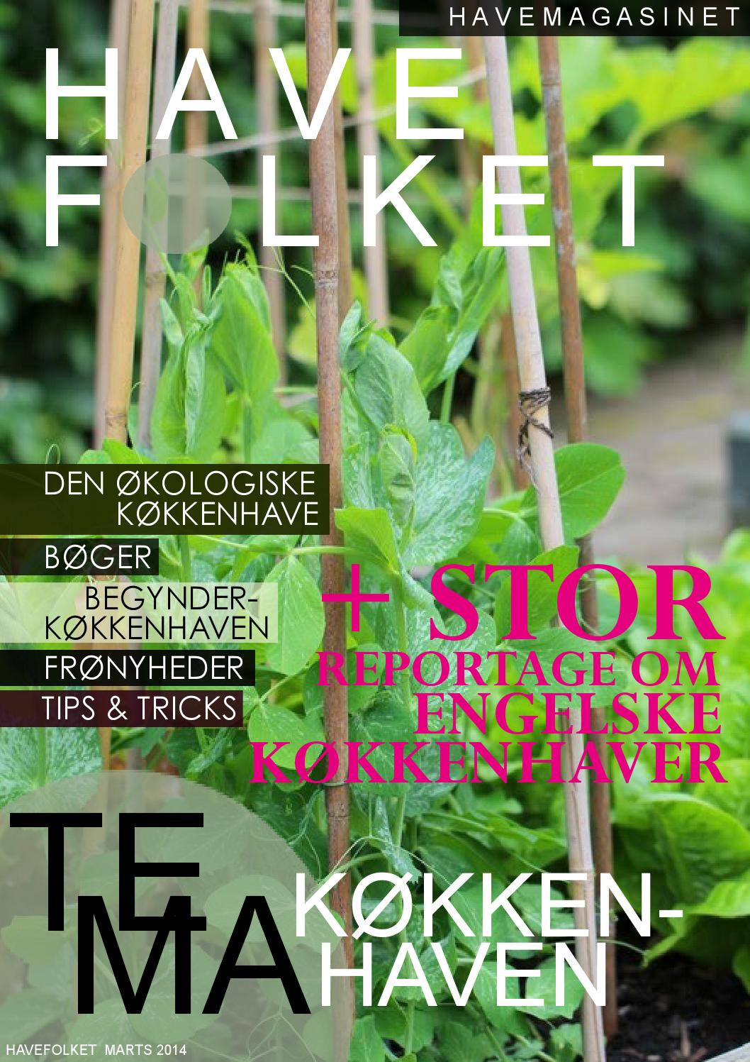HAVEFOLKET NR 3 2014 by HAVEFOLKET - issuu
