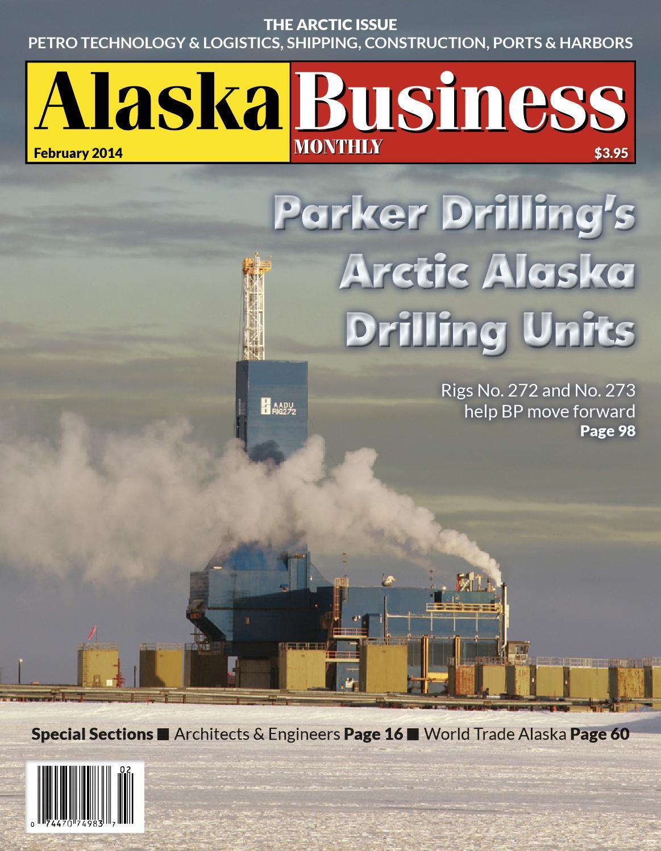 Alaska Business Monthly February 2014 by Alaska Business ...