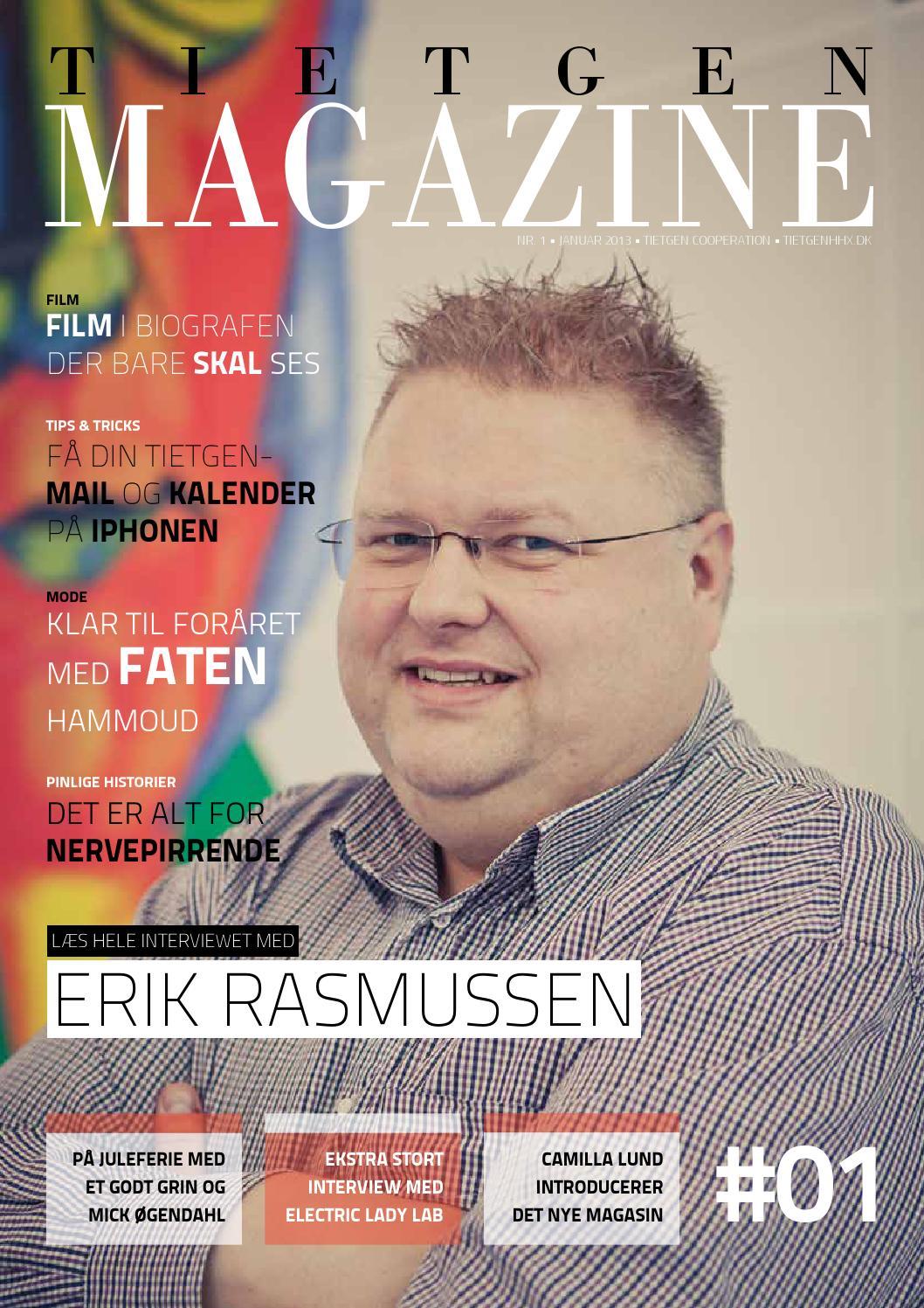 Tietgen Magazine #1 by Tietgen Magazine - issuu