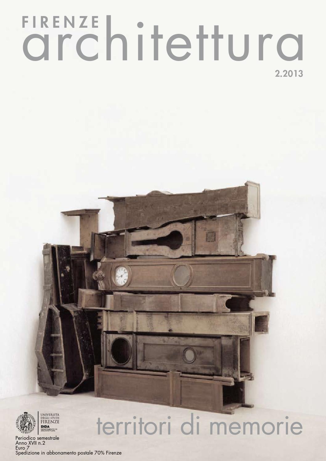 Firenze Architettura 2013-2 by DIDA - issuu