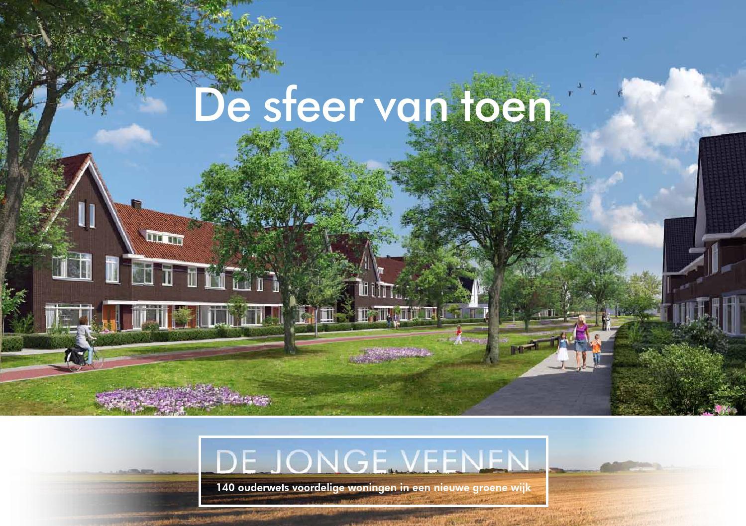 Verkoopbrochure de Jonge Veenen fase 2 by Gouwestad Makelaardij ...