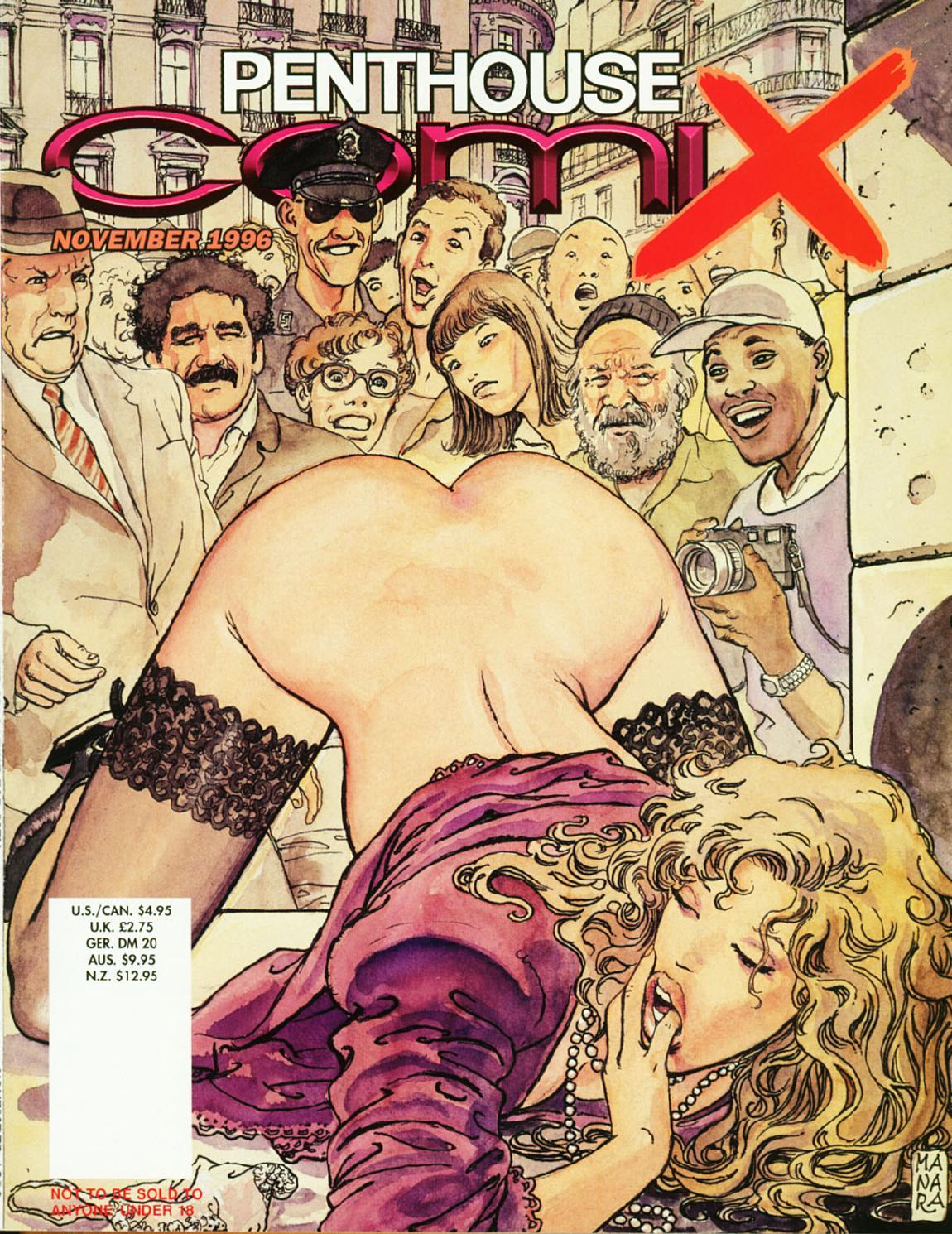 Эротически и порно комиксы 9 фотография