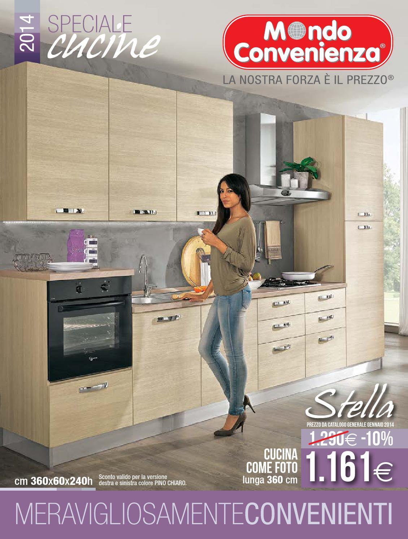 Mondo Convenienza catalogo Cucine 2013 by CatalogoPromozioni.com ...