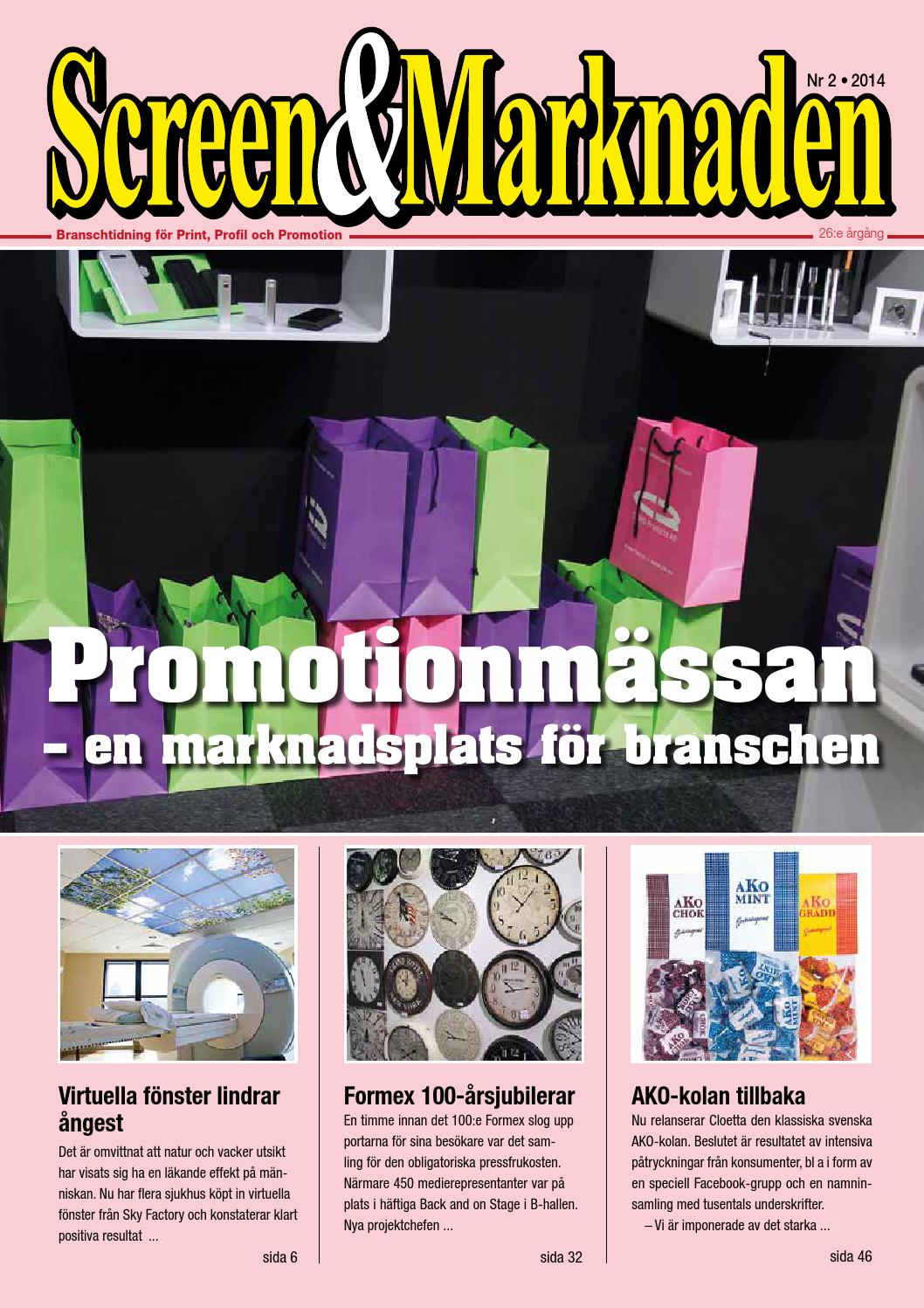 Screenmarknaden 2 2014 by Martin Eriksson - issuu