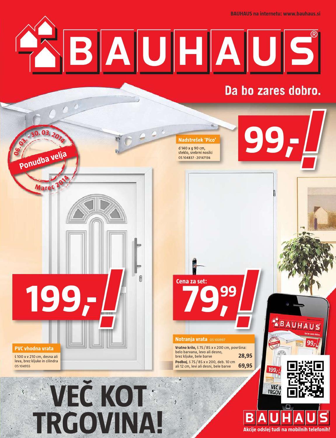 bauhaus katalog marec 2014 by issuu. Black Bedroom Furniture Sets. Home Design Ideas