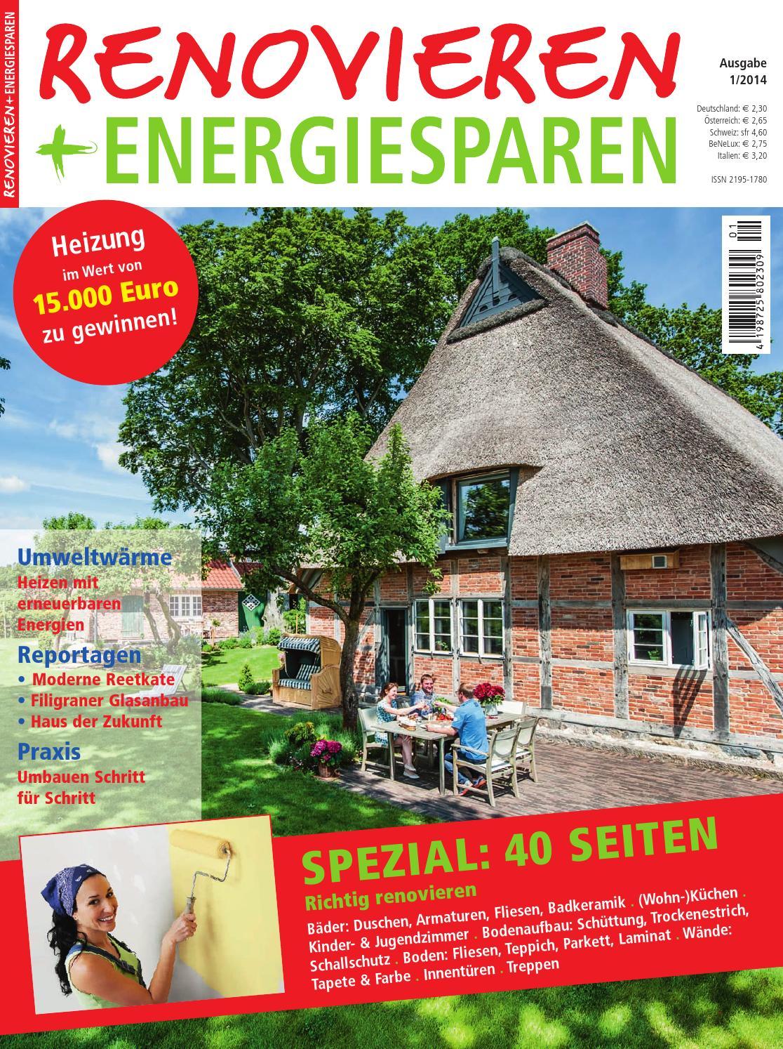 Bäder & küchen 2014 by family home verlag gmbh   issuu