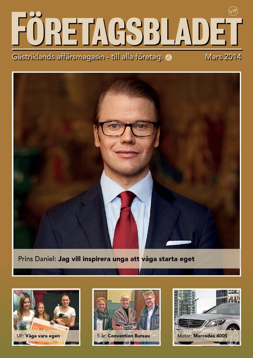 Företagsbladet mars 2014 by gestrike media   issuu