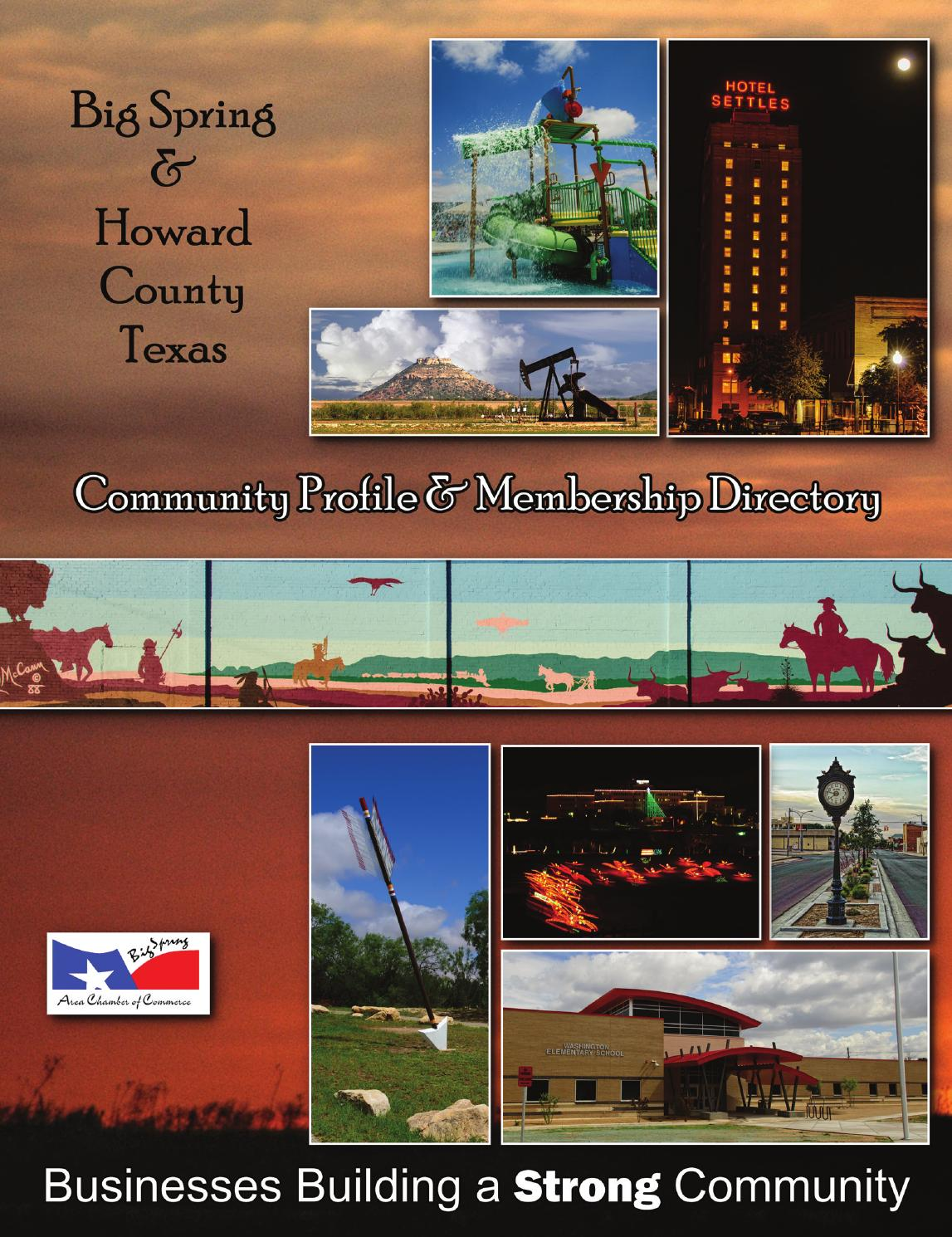 big spring community profile and membership directory by big spring community profile and membership directory by communitylink issuu