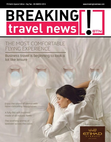 Breaking Travel News Special Edition - ITB Berlin 2014 Day 2
