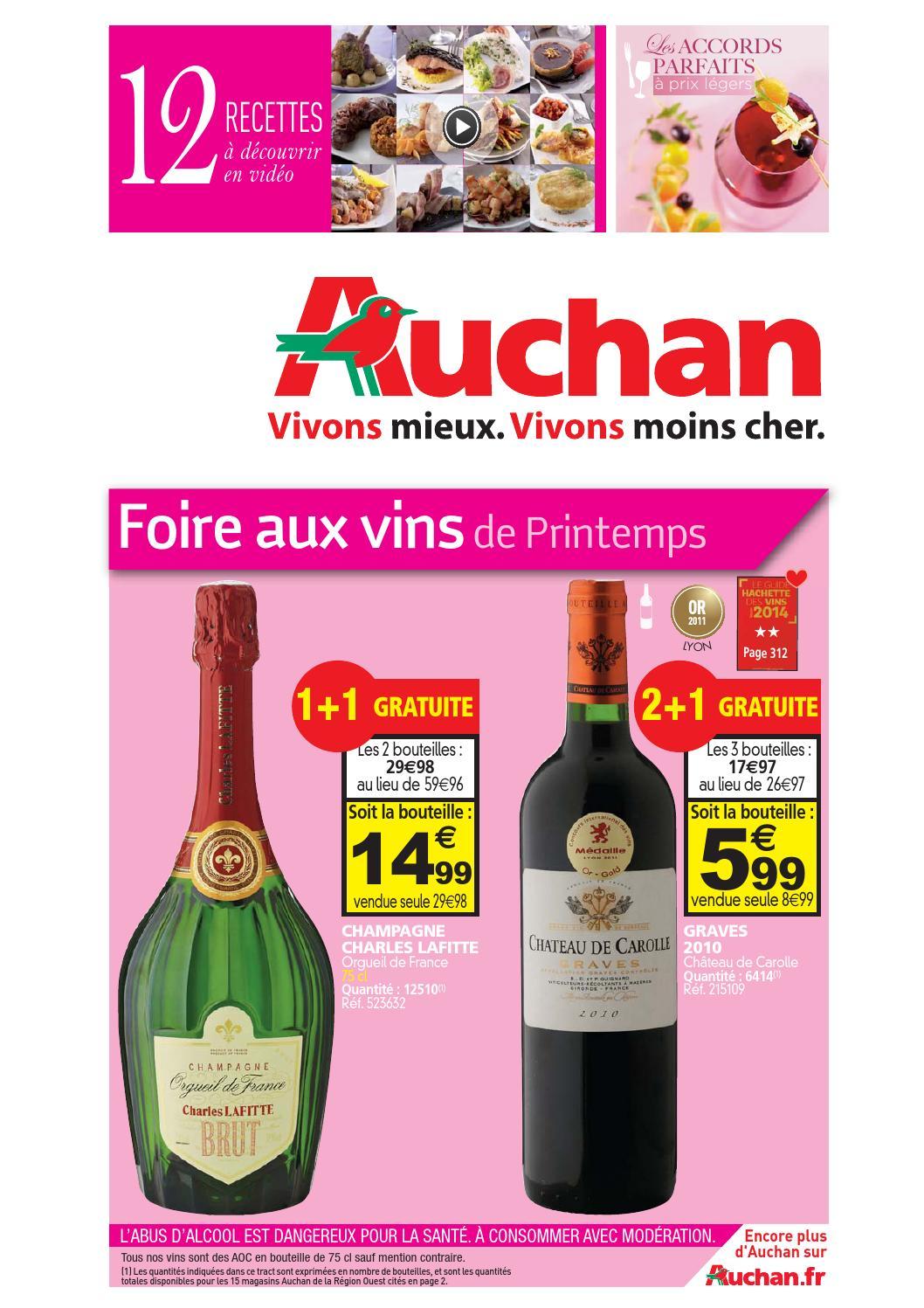 Catalogue auchan du 15 au 29 mars by anti issuu - Www monoprix fr catalogue ...