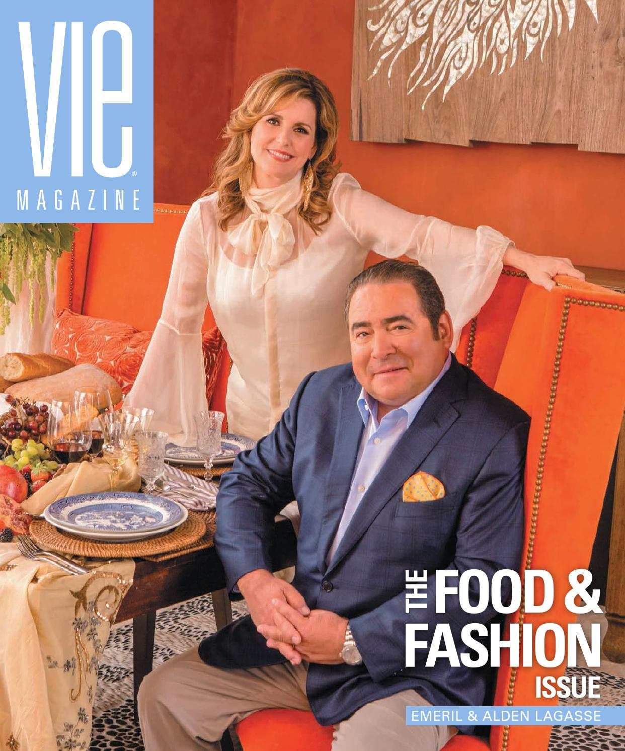 Vie Magazine March April 2014 By Cornerstone Marketing
