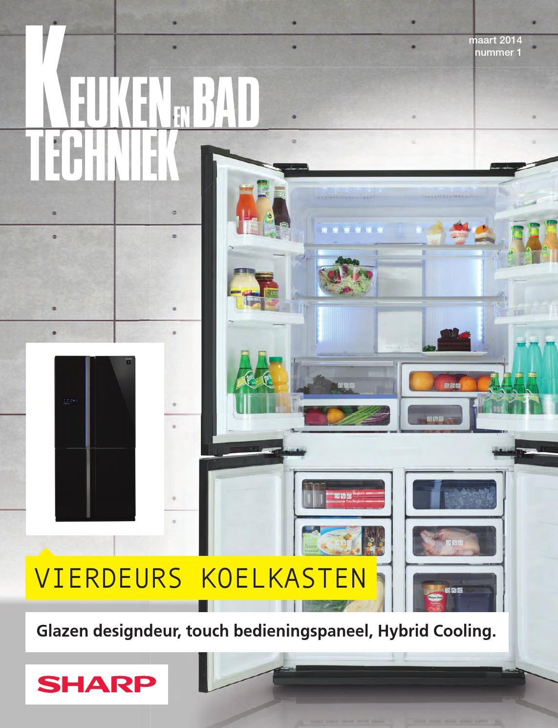 Keuken en Badtechniek no.1 maart 2013 by Uitgeverij De Schouw - issuu