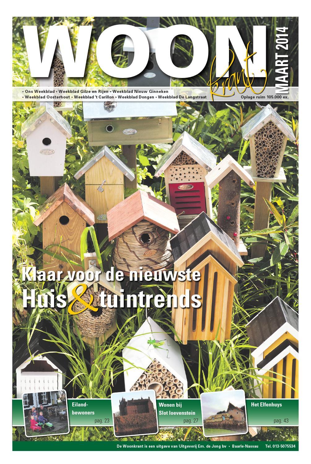 Woonkrant voorjaar 2014, editie west by uitgeverij em de jong   issuu