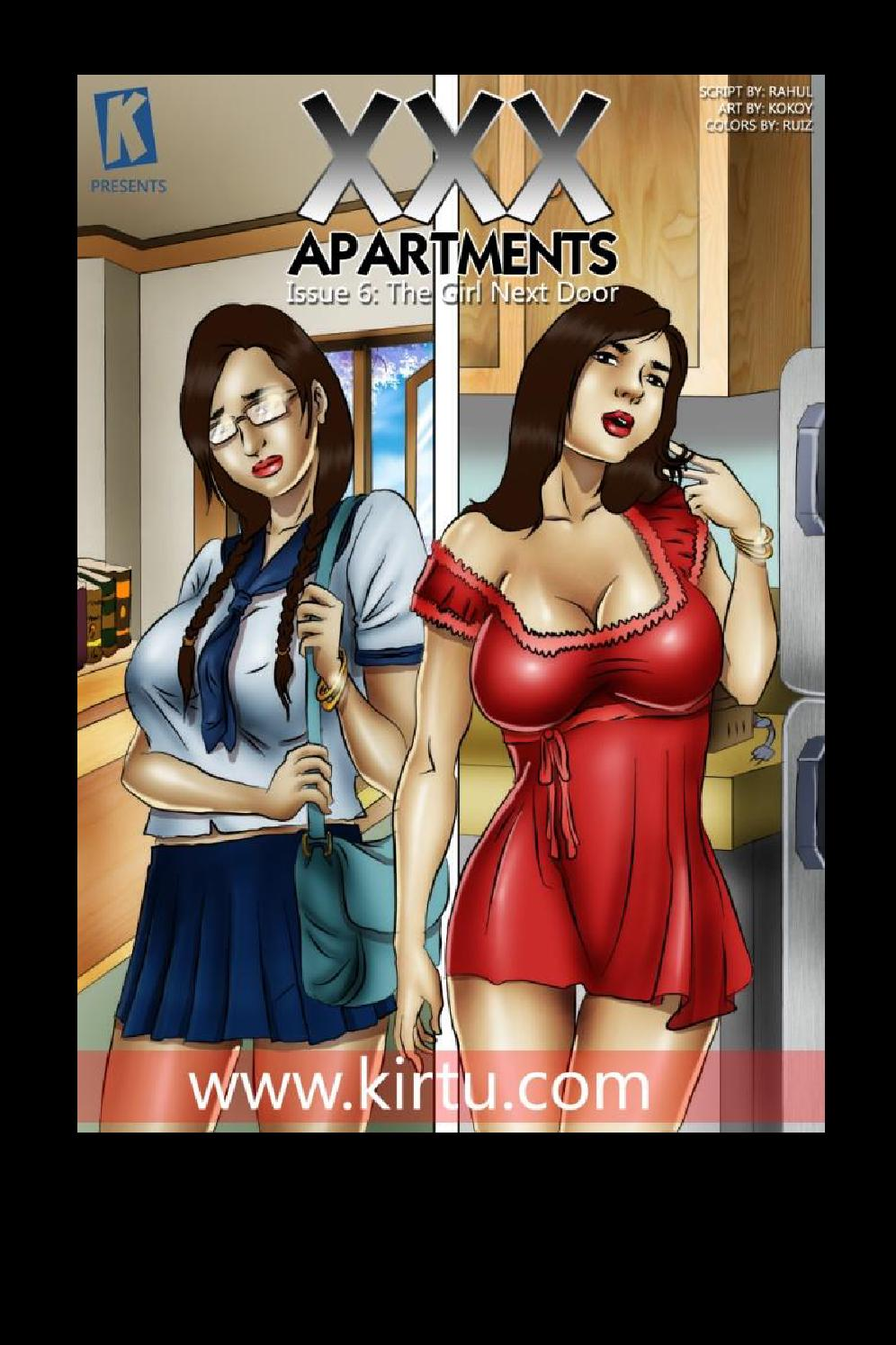 Xxx apartments 6 by Fifi - issuu