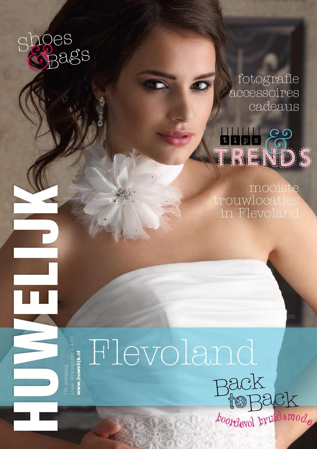 Huwelijk in flevoland 2014 by ward media   issuu