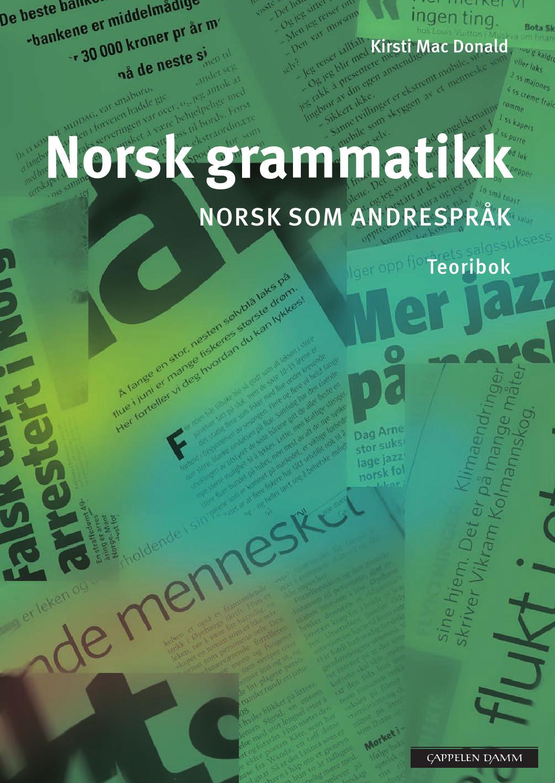 Norsk grammatikk pdf download