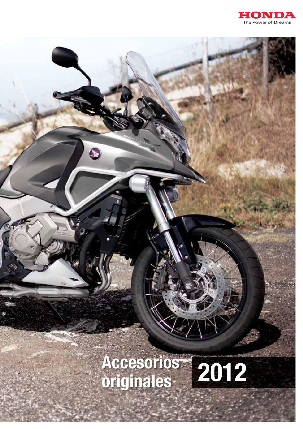 honda accesorios es by 1000ps internet gmbh issuu