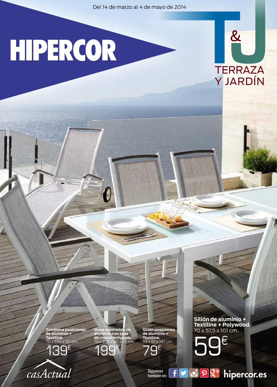 hipercor terraza y jardin by losdescuentos issuu