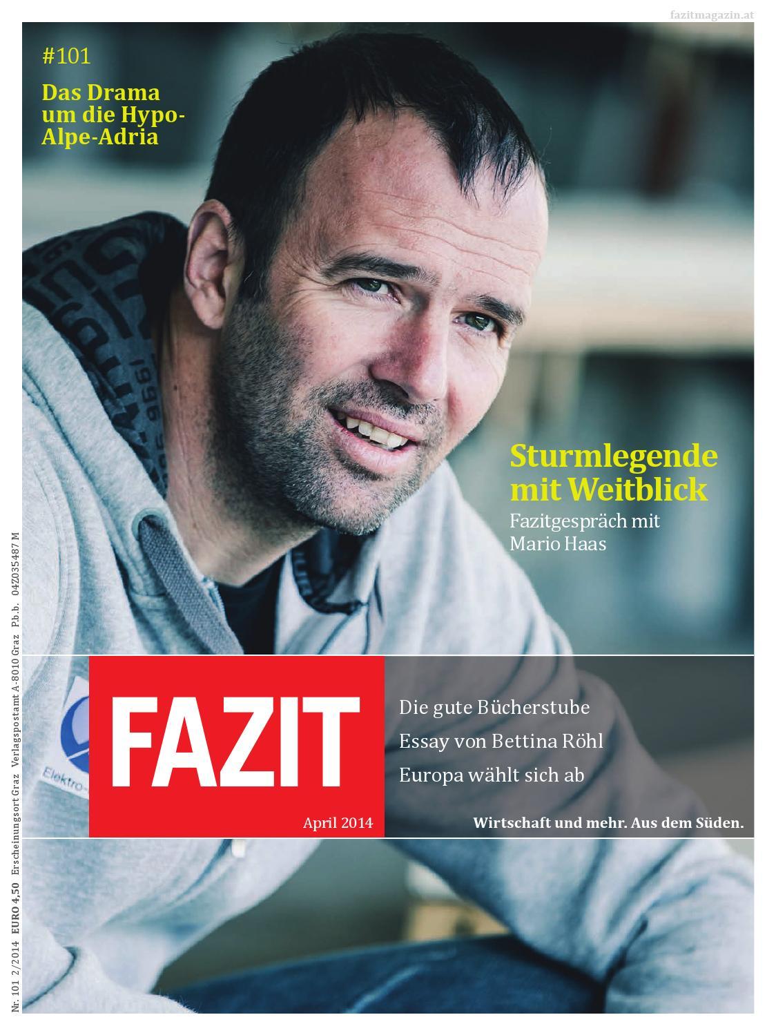 Fazit 101 by Fazitmagazin - issuu