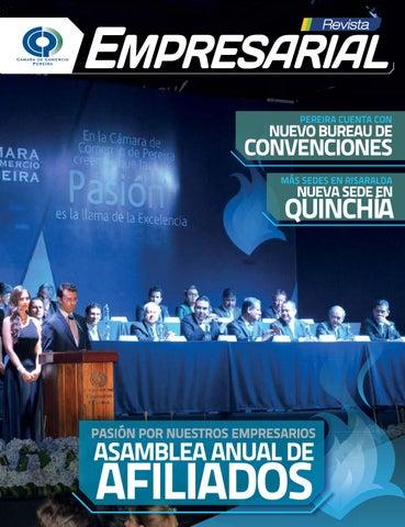 Revista Empresarial Edición 1 2014