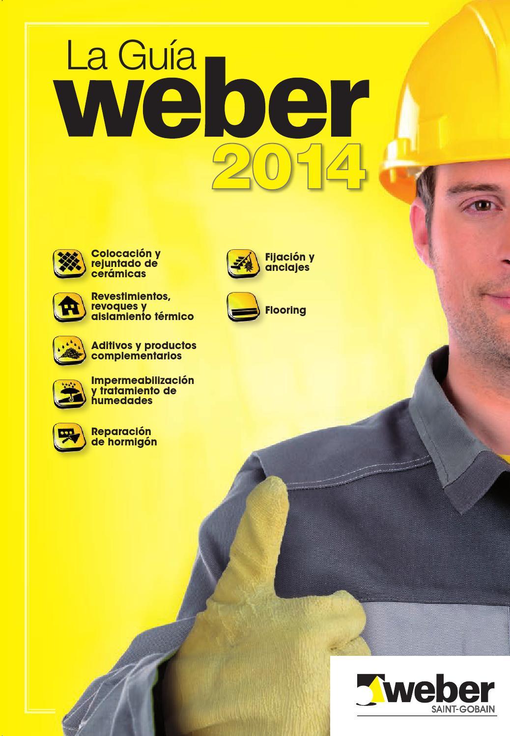 La gu a weber 2014 by weber issuu for Polvo en la piscina