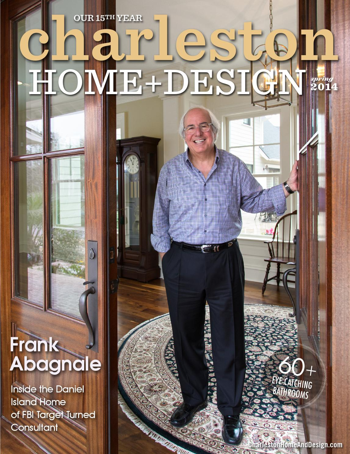Charleston Home Design Magazine Spring 2014 By