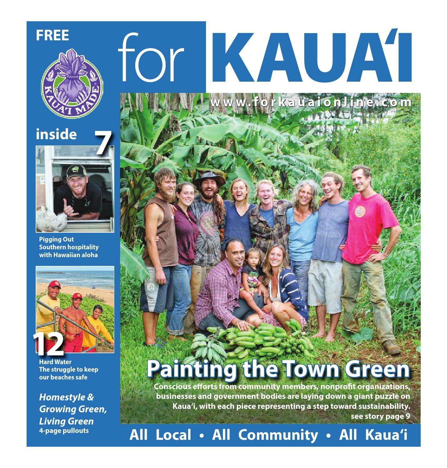 ^ For Kauai September 2016 by For Kauai - issuu