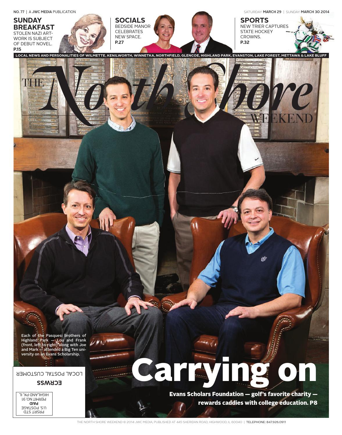 the north shore weekend east issue 77 by jwc media issuu