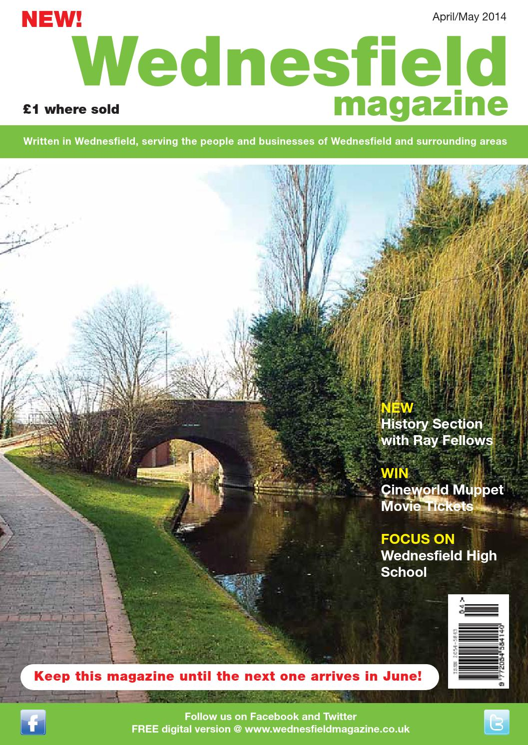 Wednesfield Magazine April May Online By Pete Gee Issuu