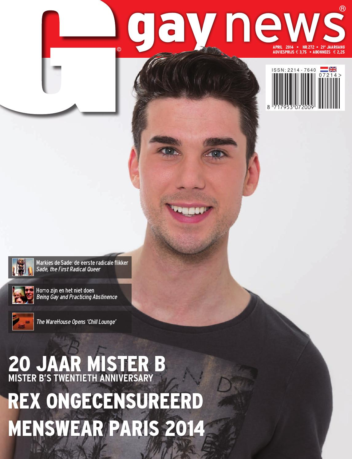 Gay news 272 by gay news   issuu
