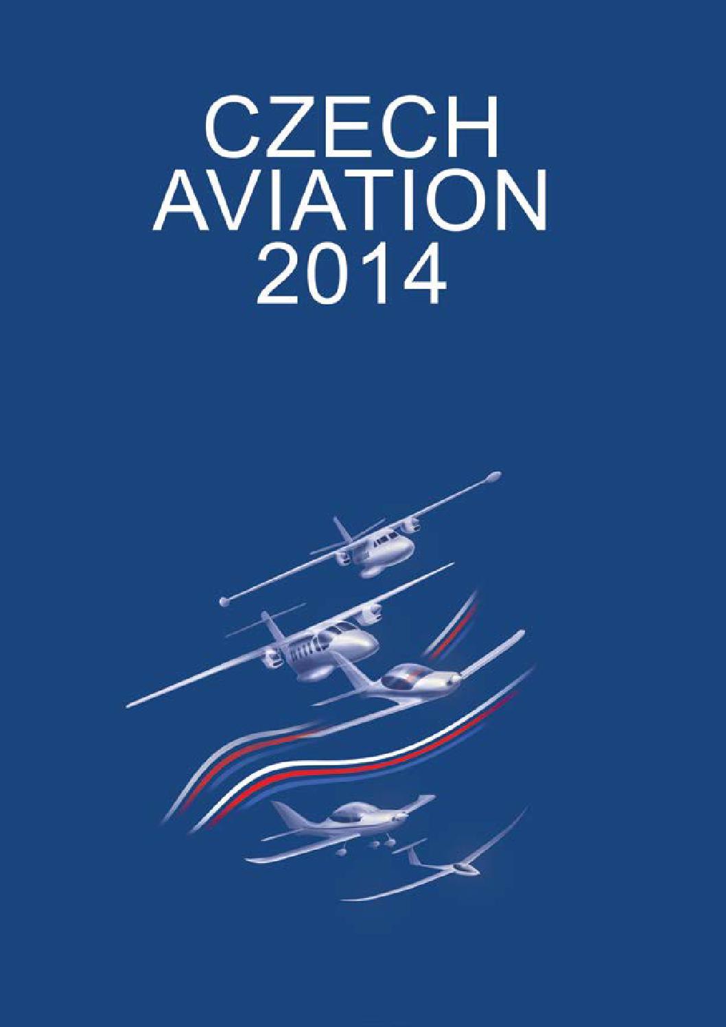 Czech Aviation 2014 By Laa Cr Issuu