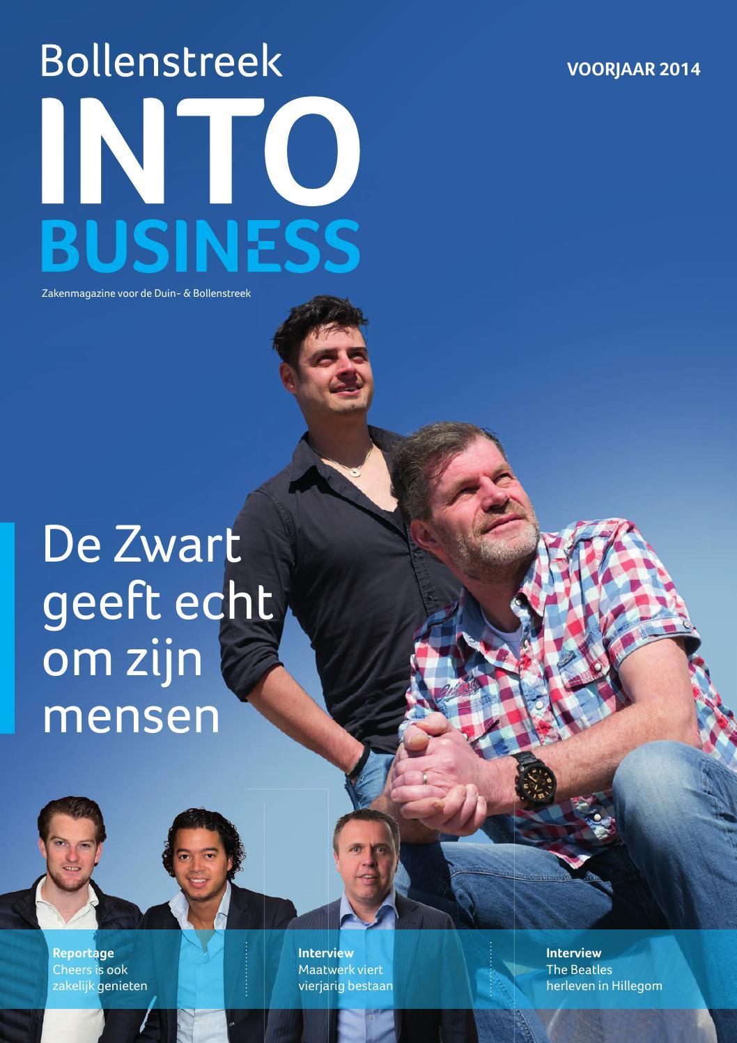 Bollenstreek IntoBusiness voorjaar 2014 by INTO Business - issuu
