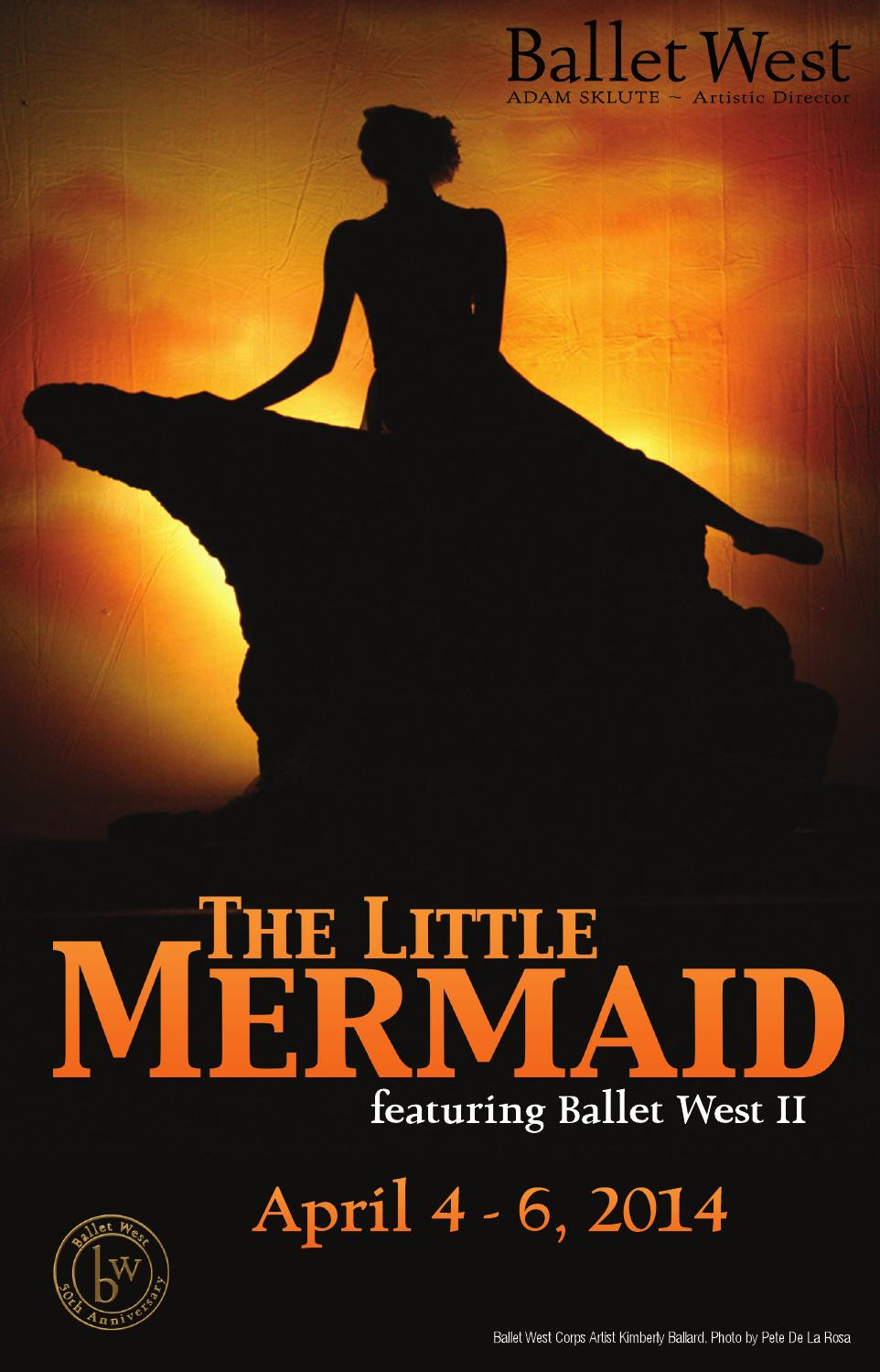ballet west the nutcracker by mills publishing inc issuu ballet west the little mermaid