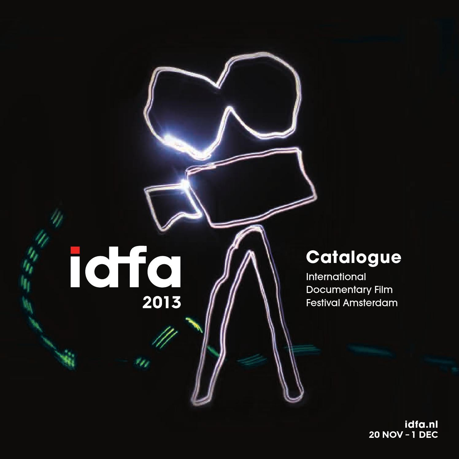 Catalogue idfa 2015 by idfa international documentary film ...