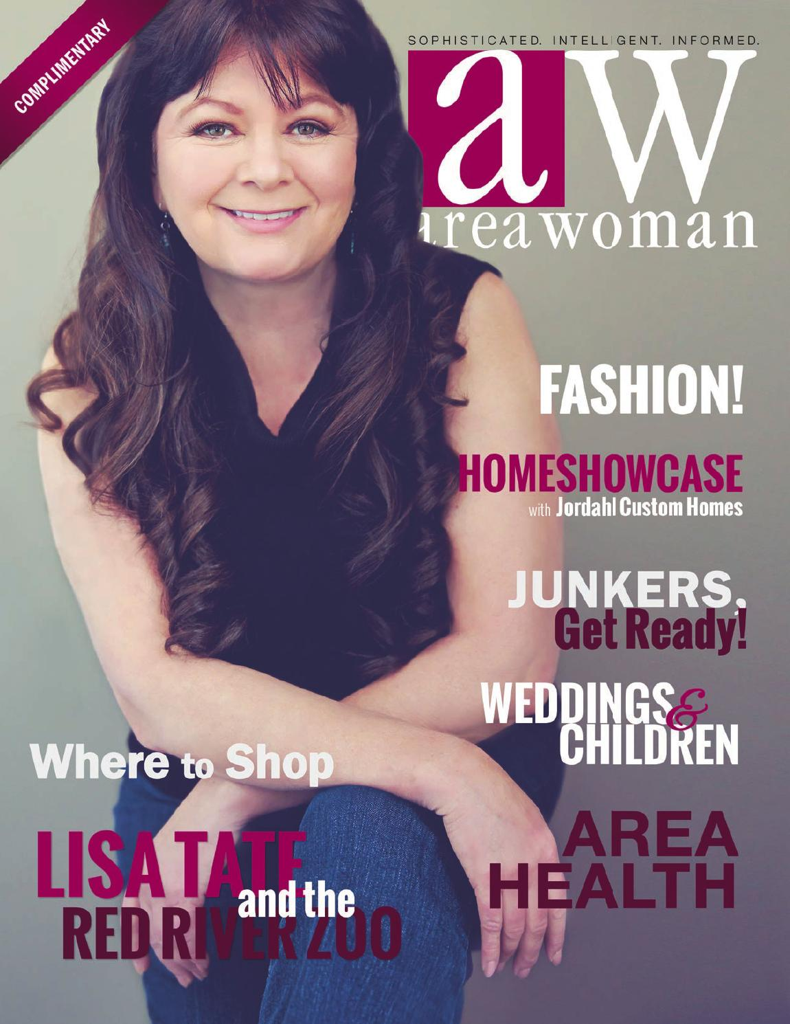 Area woman magazine   fargo, nd by area woman magazine   issuu