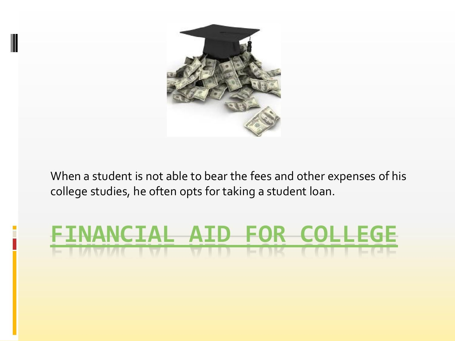 Financial aid for college by Apply For Personal Loan - issuu