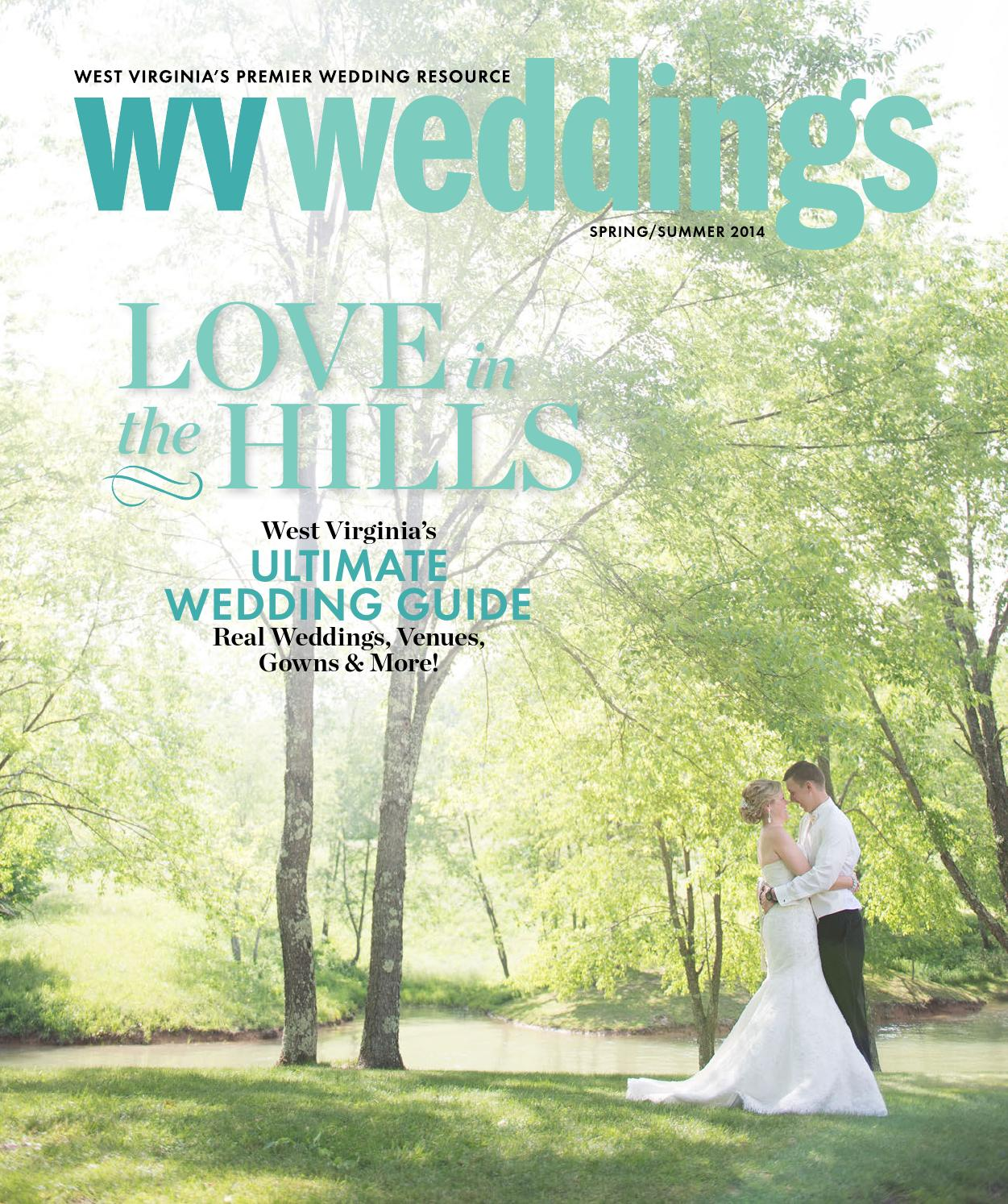 wv weddings spring summer 2014 by wv weddings issuu