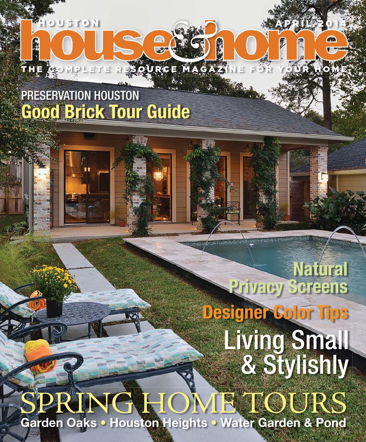 0414 houhousehome vir by houston house home magazine issuu