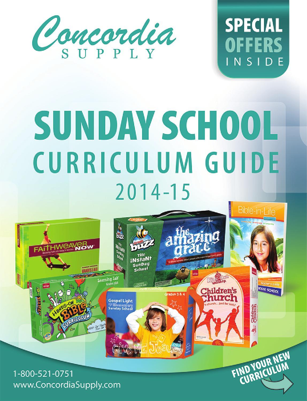 sunday school curriculum guide by danny b issuu