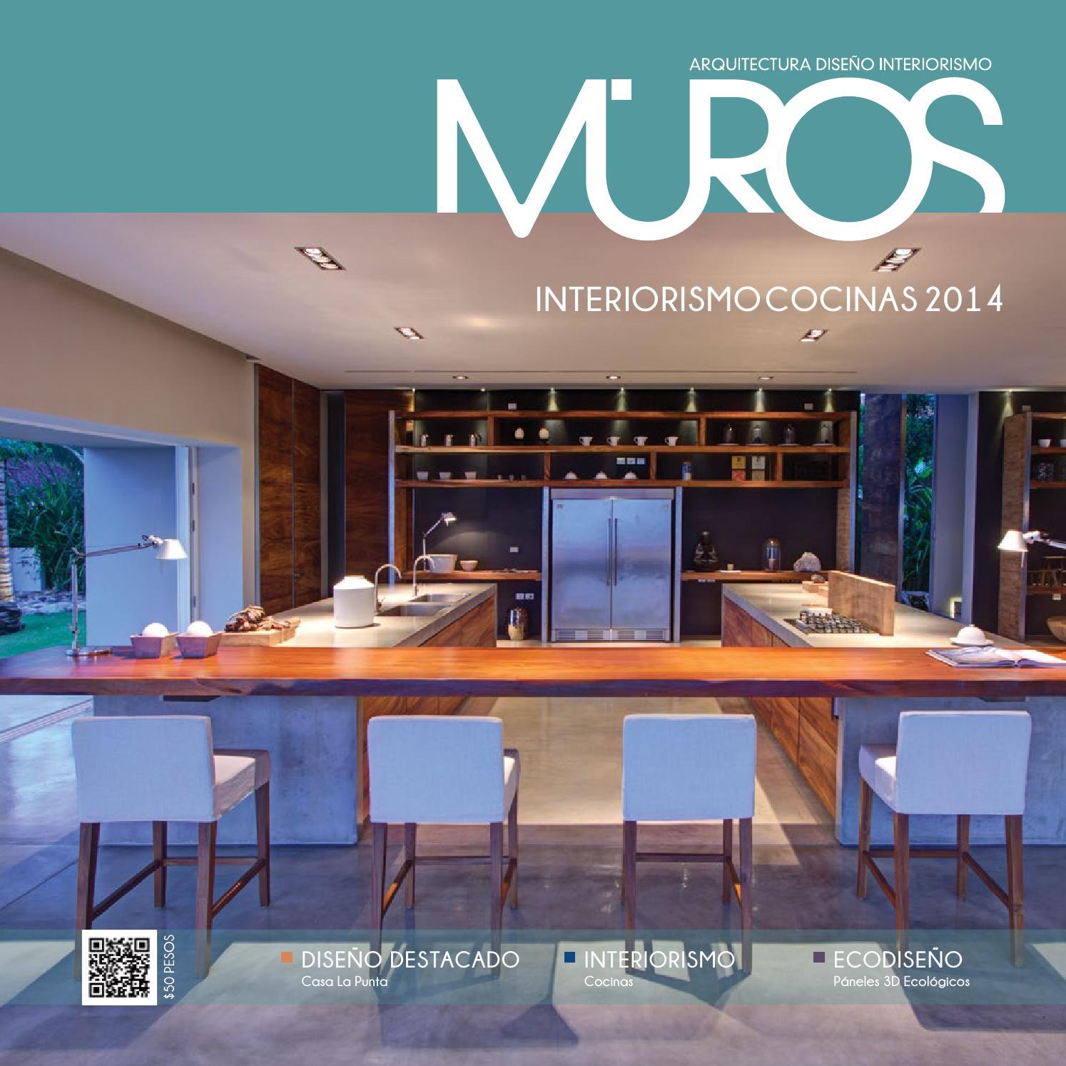 Edici n 10 revista muros arquitectura dise o for Revista habitat arquitectura diseno interiorismo
