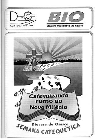 [Bio Diocesano Julho 1997]