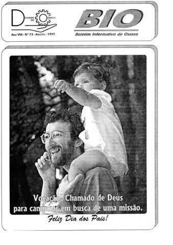 [Bio Diocesano Agosto 1997]