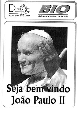 [Bio Diocesano Outubro 1997]