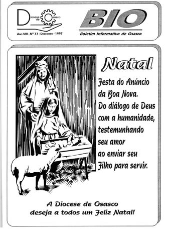 [Bio Diocesano Dezembro 1997]