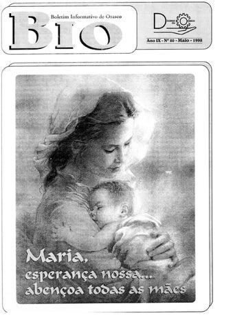 [Bio Diocesano Maio 1998]