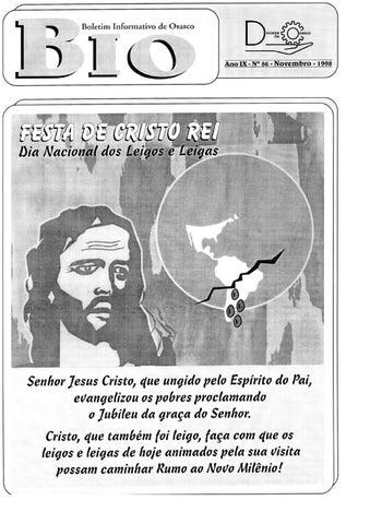 [Bio Diocesano Novembro 1998]