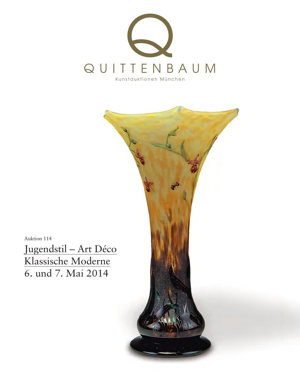 auction 114 art nouveau art deco modern classic quittenbaum art auctions by quittenbaum. Black Bedroom Furniture Sets. Home Design Ideas