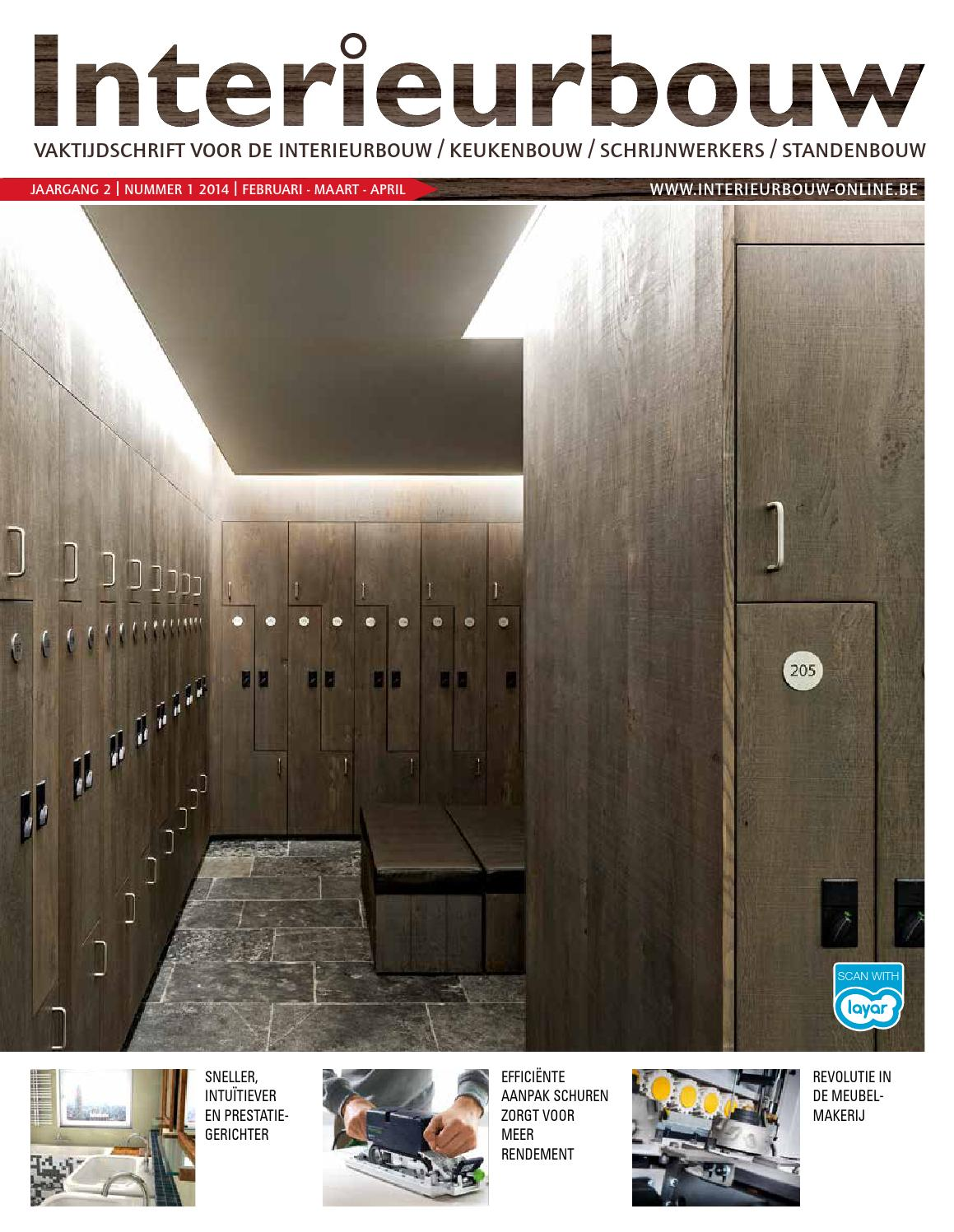 Interieurbouw 01 2015 by louwers uitgeversorganisatie bv   issuu