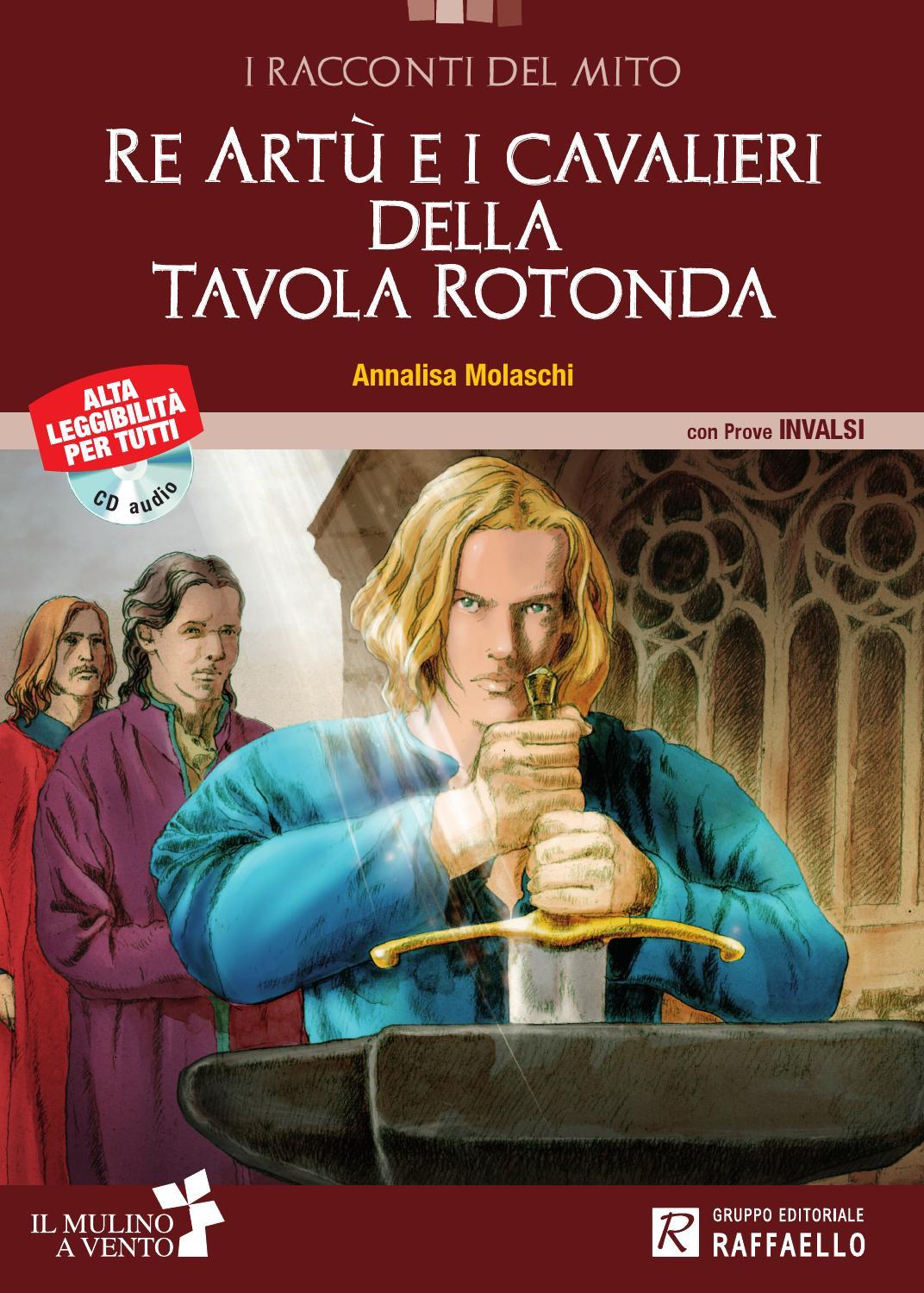 Re art e i cavalieri della tavola rotonda by gruppo - Re artu ei cavalieri della tavola rotonda libro ...