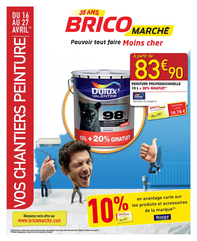 catalogue bricomarch 204 1062014 by joe monroe issuu - Peinture Carrelage Salle De Bain Bricomarche